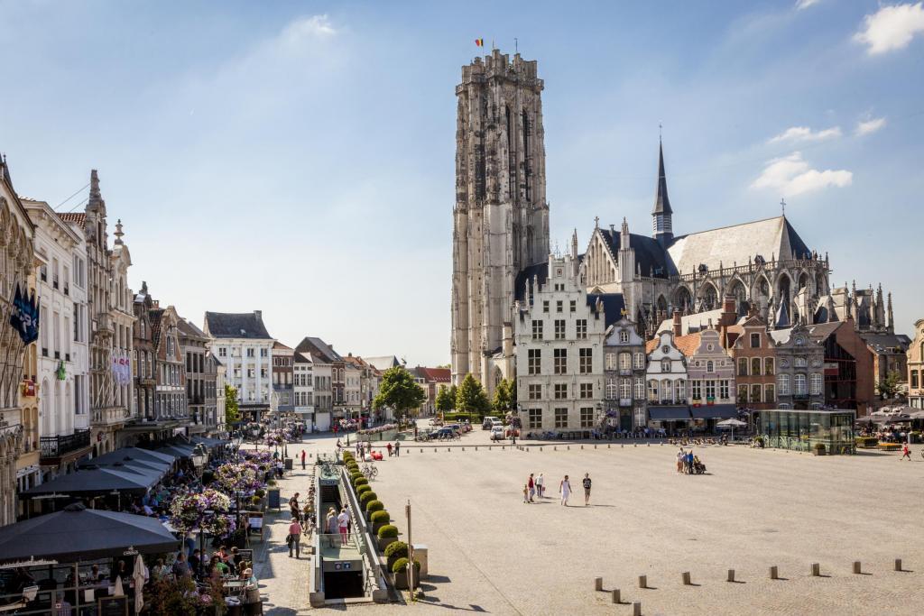 Mechelen city centre